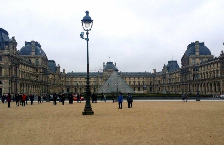 Museu du Louvre - Paris