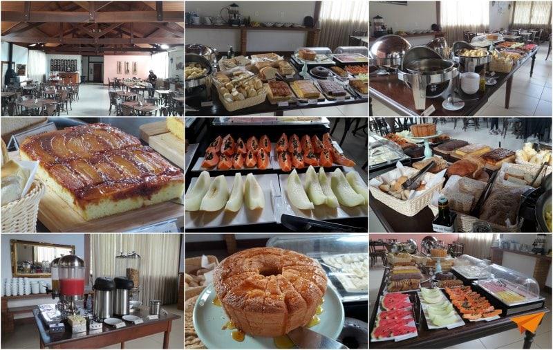 Onde se hospedar em Teresopolis Pousada Terê Cafe da Manha