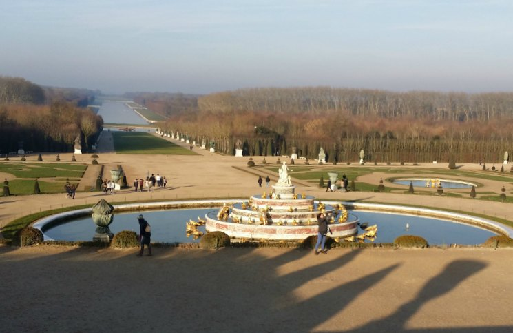 Palácio de Versailles - França