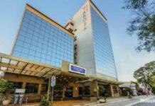 Hotel no Centro de Foz do Iguaçu Tarobá Hotel | Viajante Solo