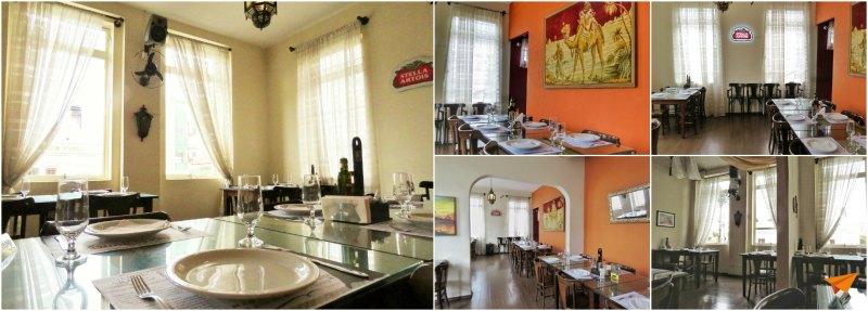 Oriente Arabe RestauranteCuritiba | Viajante Solo