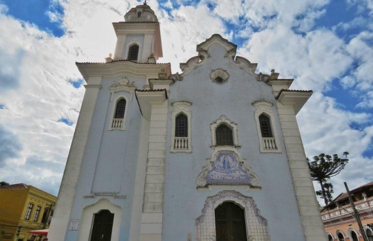 Passeios Gratuitos em Curitiba Igreja | Viajante Solo