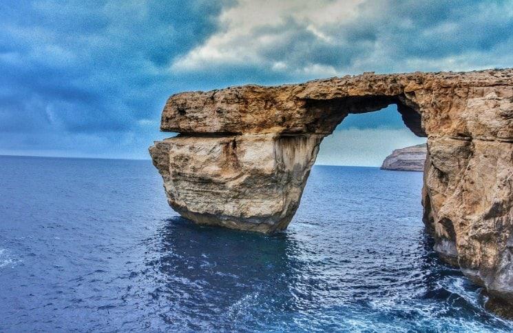 Sozinha em Malta por Andrea Carla Santos-min