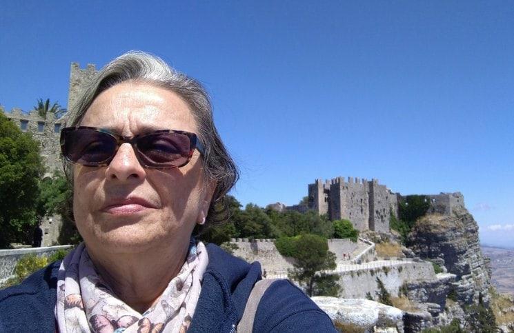 Sozinha na Sicilia Denise Gorga Erice