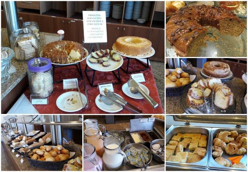 Tarobá Hotel Café da Manhã | Viajante Solo