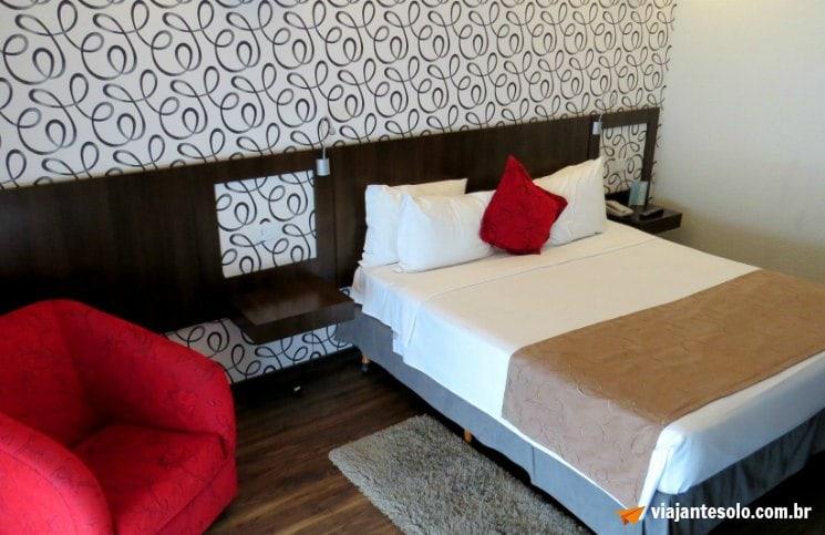 Viajar Sozinha para Curitiba Quality Hotel