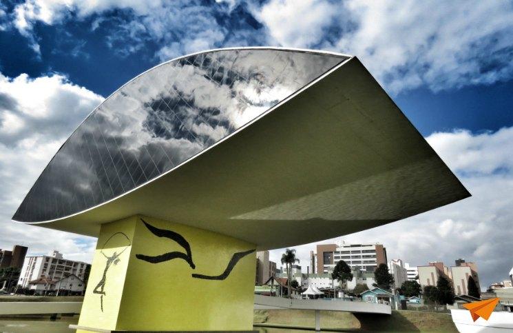 Passeios em Curitiba Museu Oscar Niemayer