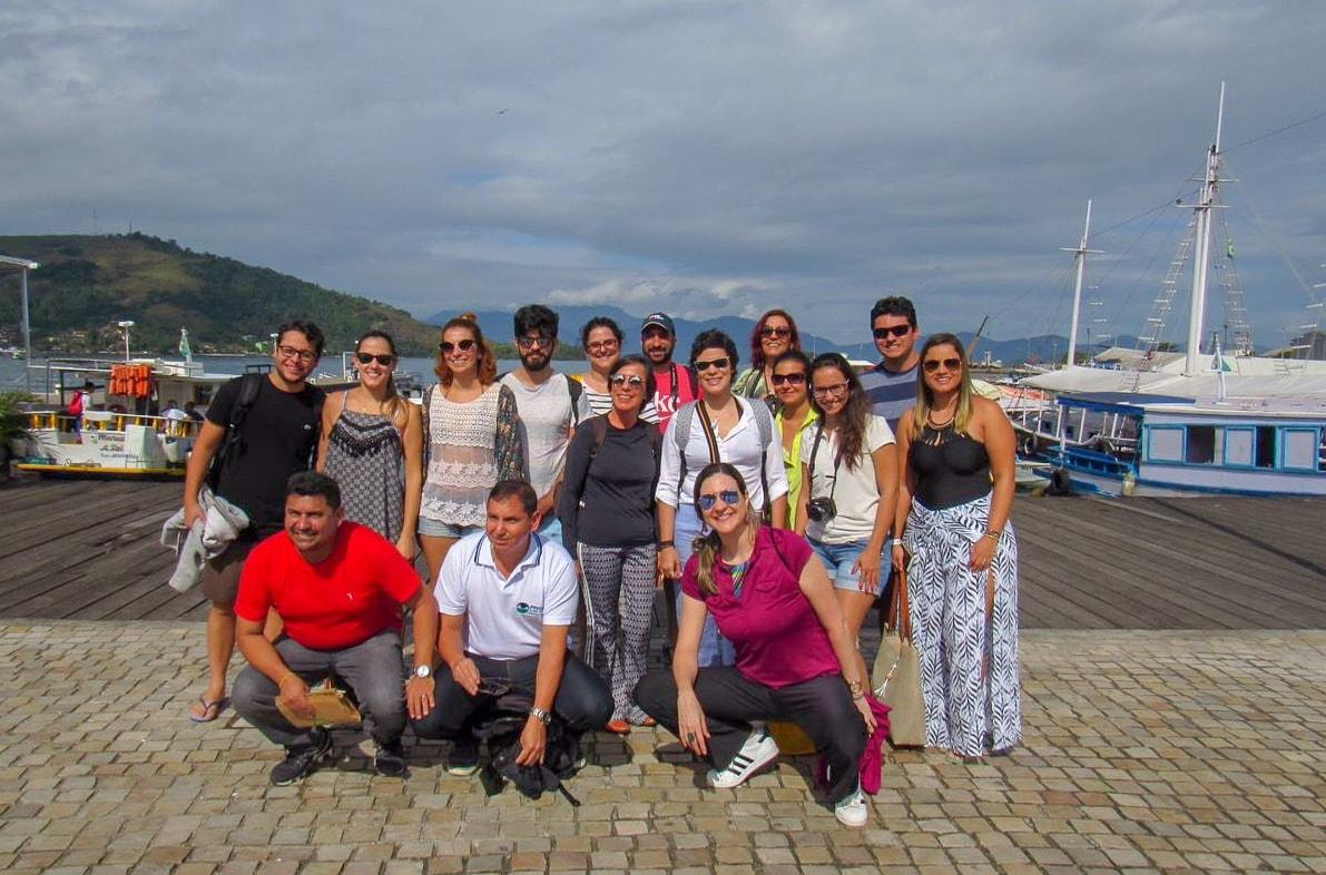 Viajar Sozinha para Angra dos Reis City Tour
