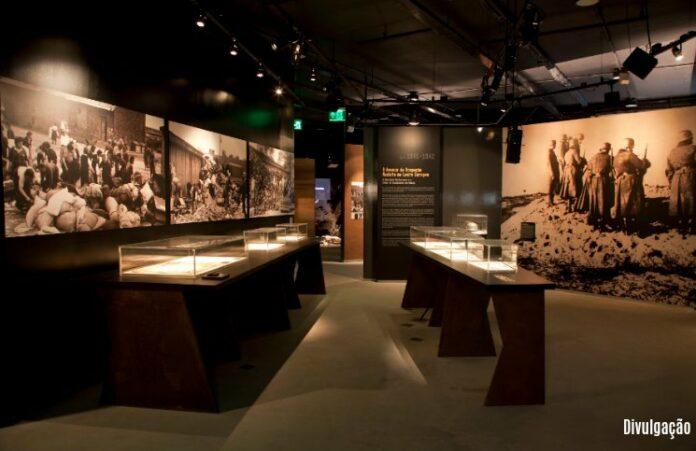 passeios gratuitos em Curitiba Museu do Holocausto