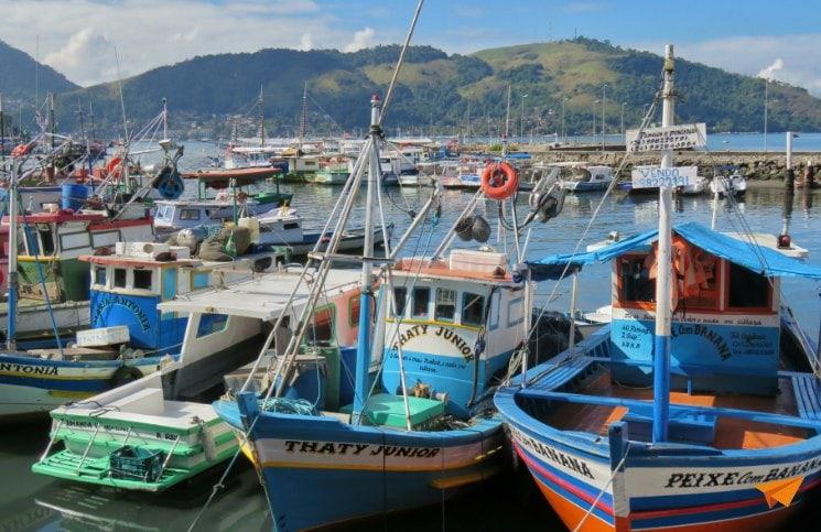 Passeio no centro histórico de Angra Cais Santa Luzia | Viajante Solo