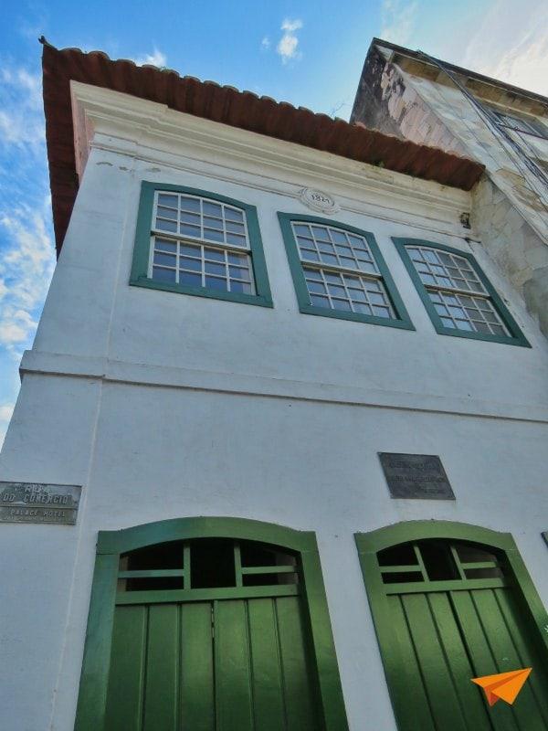 Passeio no centro histórico de Angra Casa de Cultura | Viajante Solo