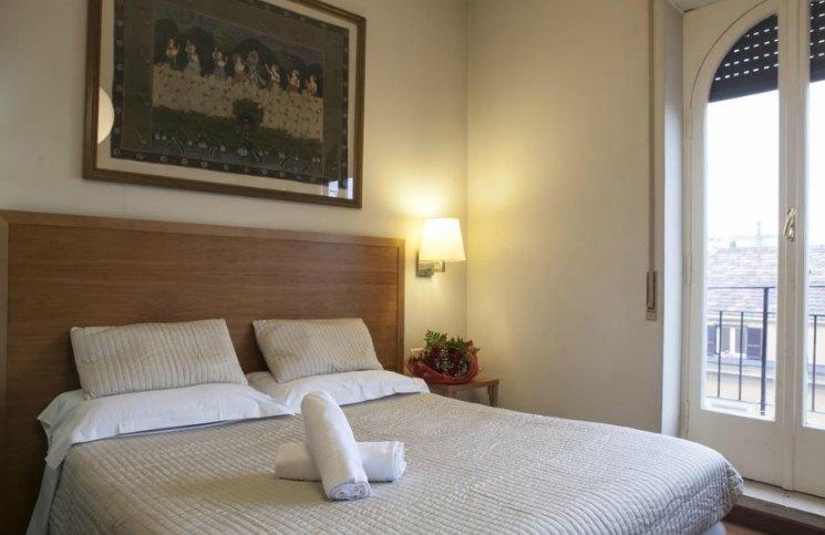 Sozinha em Roma Hotel Terminal