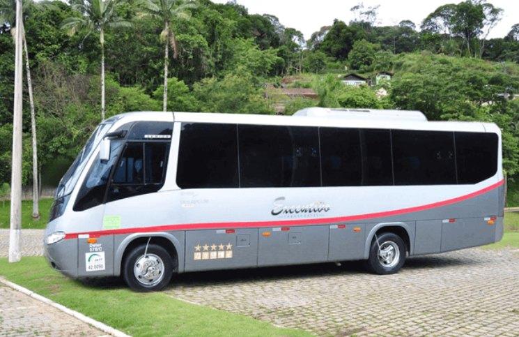 Viajar Sozinha para Blumenau Executivo Transportes