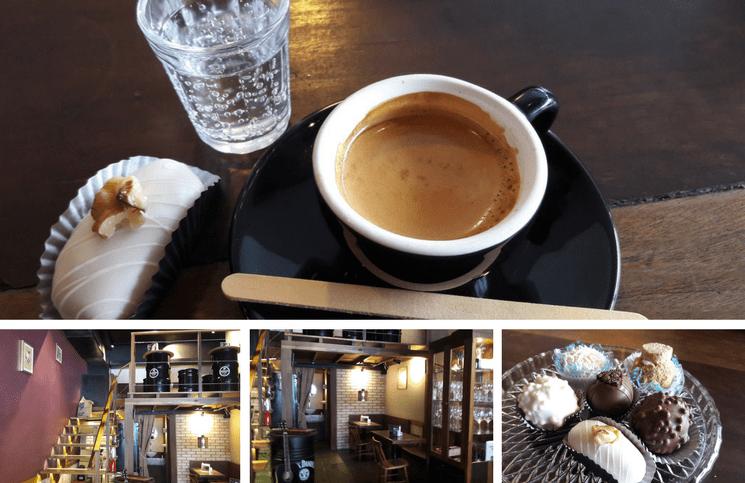 Onde comer e beber em Blumenau Amantes do Café