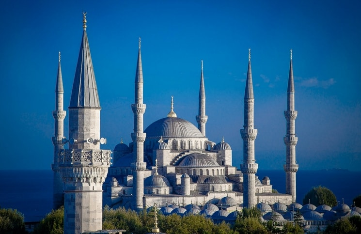 Viajar Sozinha para a Turquia Hagia Sofia
