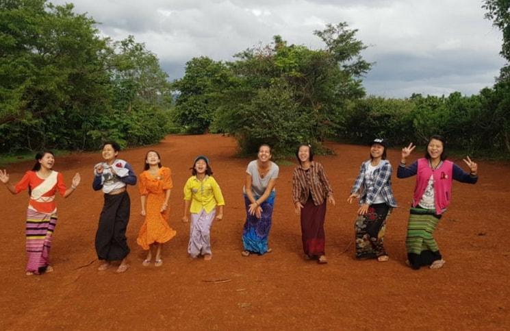 Juju Cristine Myanmar