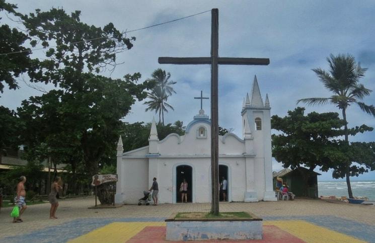Praia do Forte Capela de São Francisco de Assis
