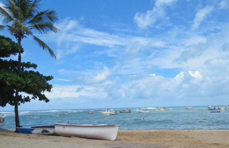 Viajar Sozinha para a Praia do Forte | Viajante Solo