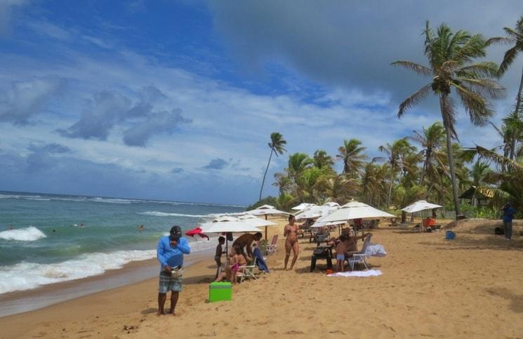 Viajar Sozinha para a Praia do Forte Praia do Lord1