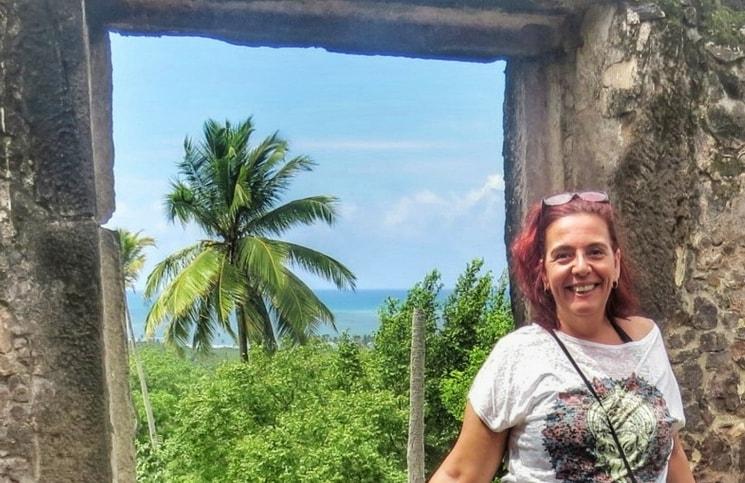 Visita ao Castelo Garcia D´Ávila Praia do Forte Capela (4)