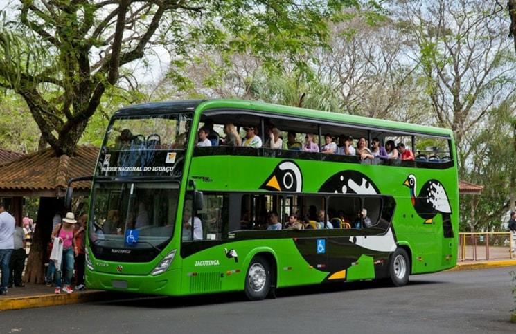 Cataratas Iguaçu Ônibus Transporte Visitantes