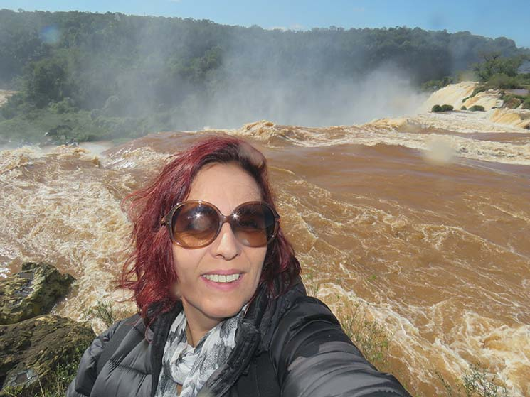 Cataratas do Iguazu Argentina Denise Tonin Viajante Solo b