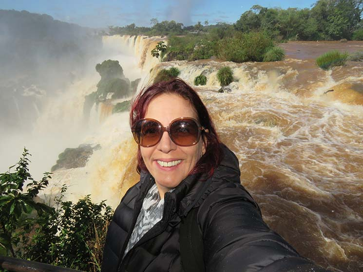 Cataratas do Iguazu Argentina Denise Tonin Viajante Solo