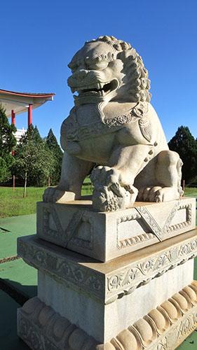 Templo Budista de Chen Tien Leão Foo