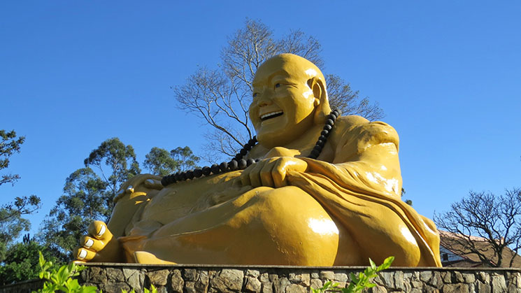 Templo Budista de Chen Tien Mi La Pu-San