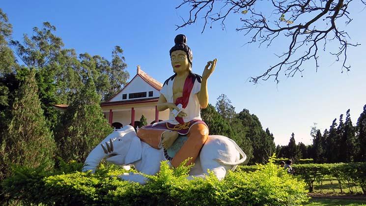 Templo Budista de Chen Tien Samantabhadra