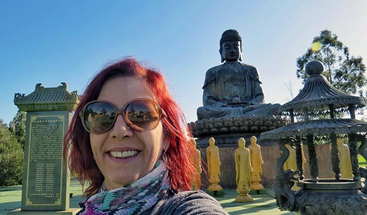 Templo Budista de ChenTien Buda Celestial