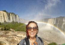 Visita as Cataratas do Iguaçu (lado brasileiro)