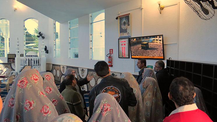 Mesquita Omar Ibn Al-Khattab Explicações Visita a Meca