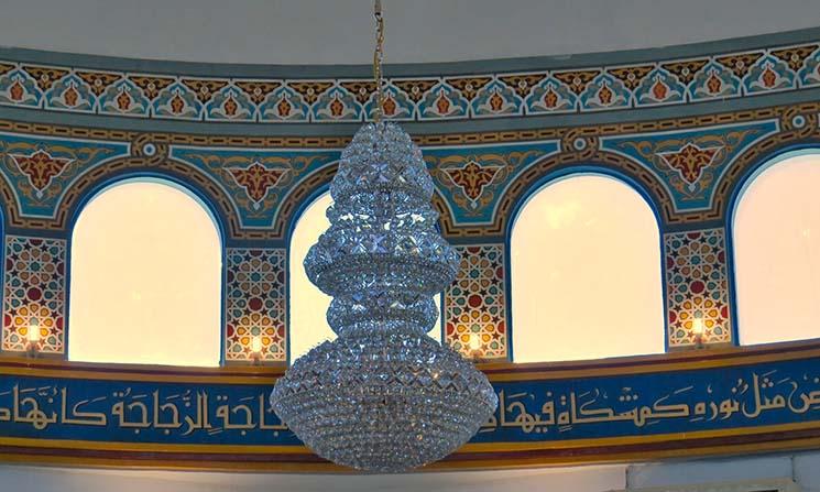 Mesquita Omar Ibn Al-Khattab Lustre2