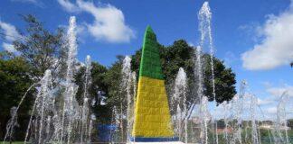 Visita ao Marcos das Três Fronteiras, Foz do Iguaçu