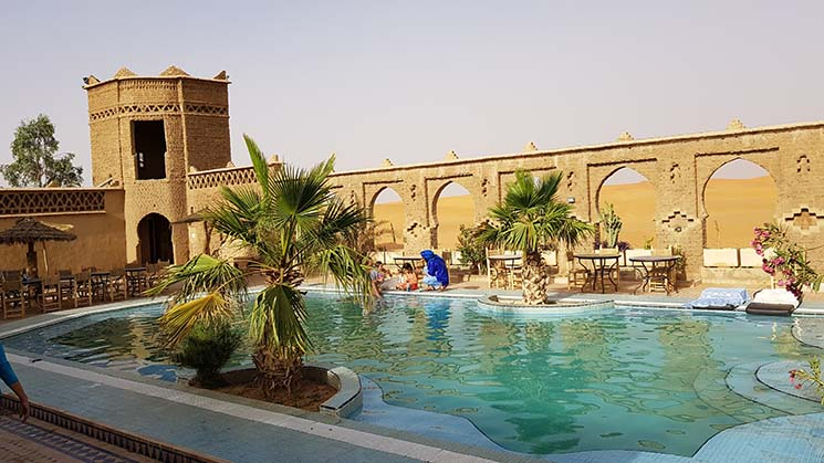 Onde se hospedar no Marrocos Auberge Cafe du Sud Hotel