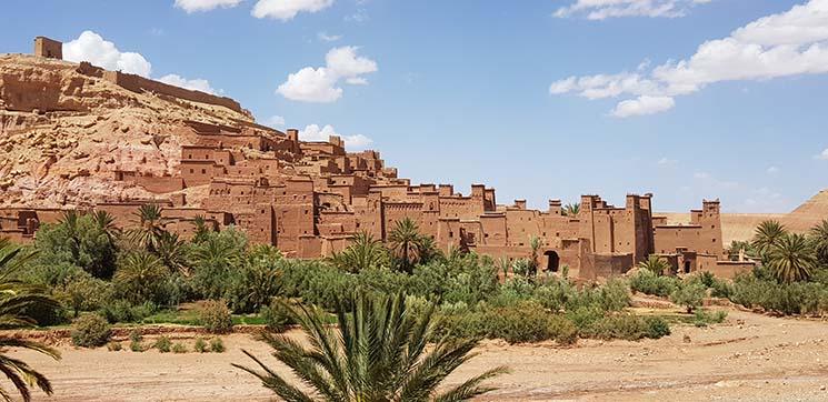 Viajar para o Marrocos Ait Ben Haddou