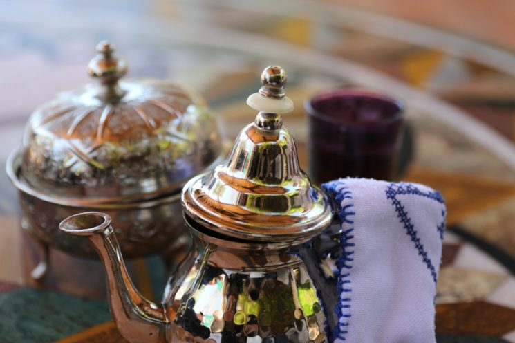 Viajar para o Marrocos durante o Ramadã Chá de Menta