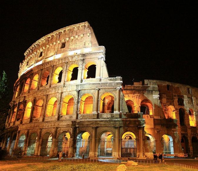 destinos para a sua primeira viagem internacional sozinha Roma