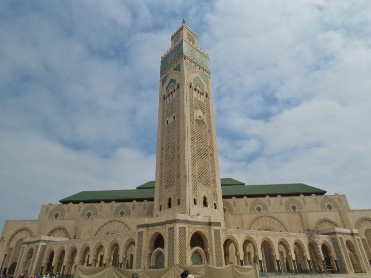 Roteiro no Marrocos Casablanca Hassan II