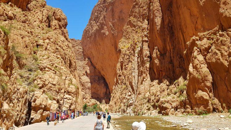Roteiro no Marrocos Gargantas de Todra Viajante Solo-01-min