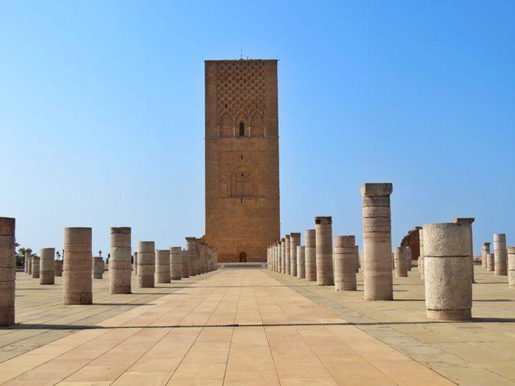 Roteiro no Marrocos Rabat