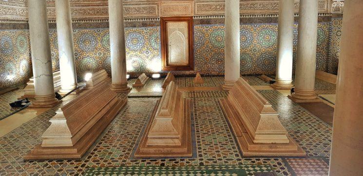 Roteiro no Marrocos Tumbas Saadianas Viajante Solo-01-min