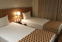 hotel próximo ao aeroporto de Guarulhos Sleep Inn