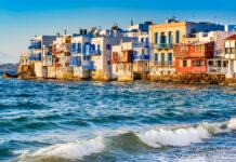 Viajar Sozinha para Mykonos Viajante Solo