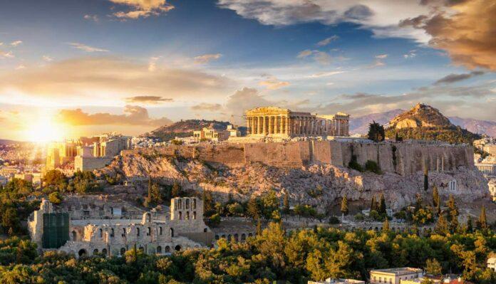 Viajar Sozinha para a Grécia