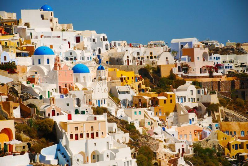 Viajar Sozinha para a Grecia Santorini Viajante Solo