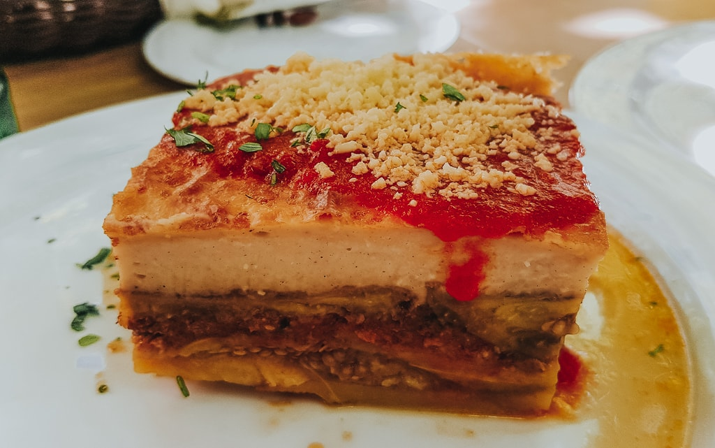Moussaka, uma das delícias gregas que você deve provar