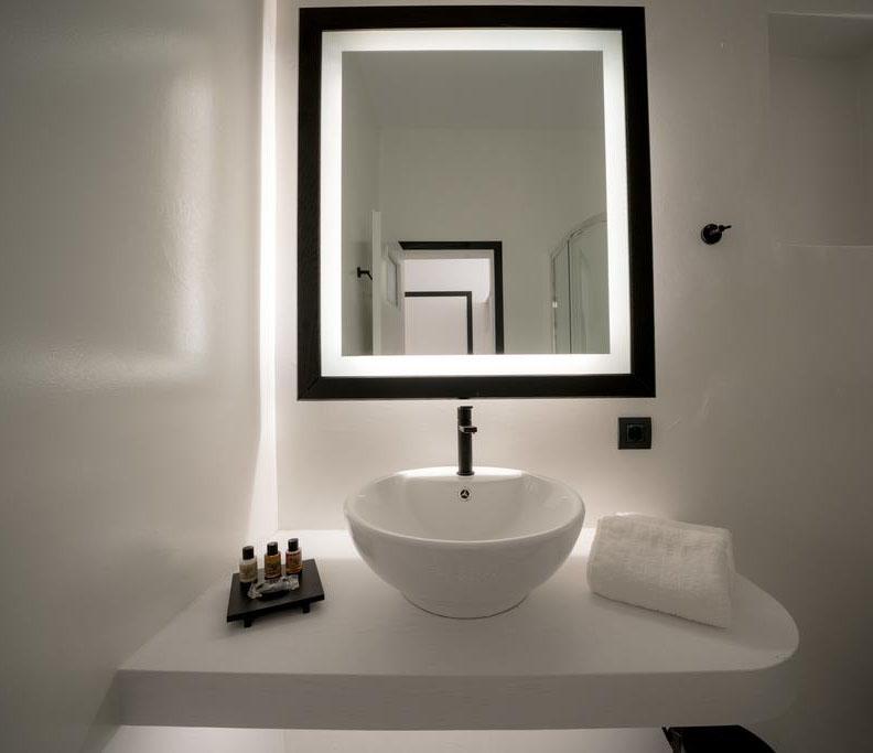 Divelia Hotel Banheiro Bancada