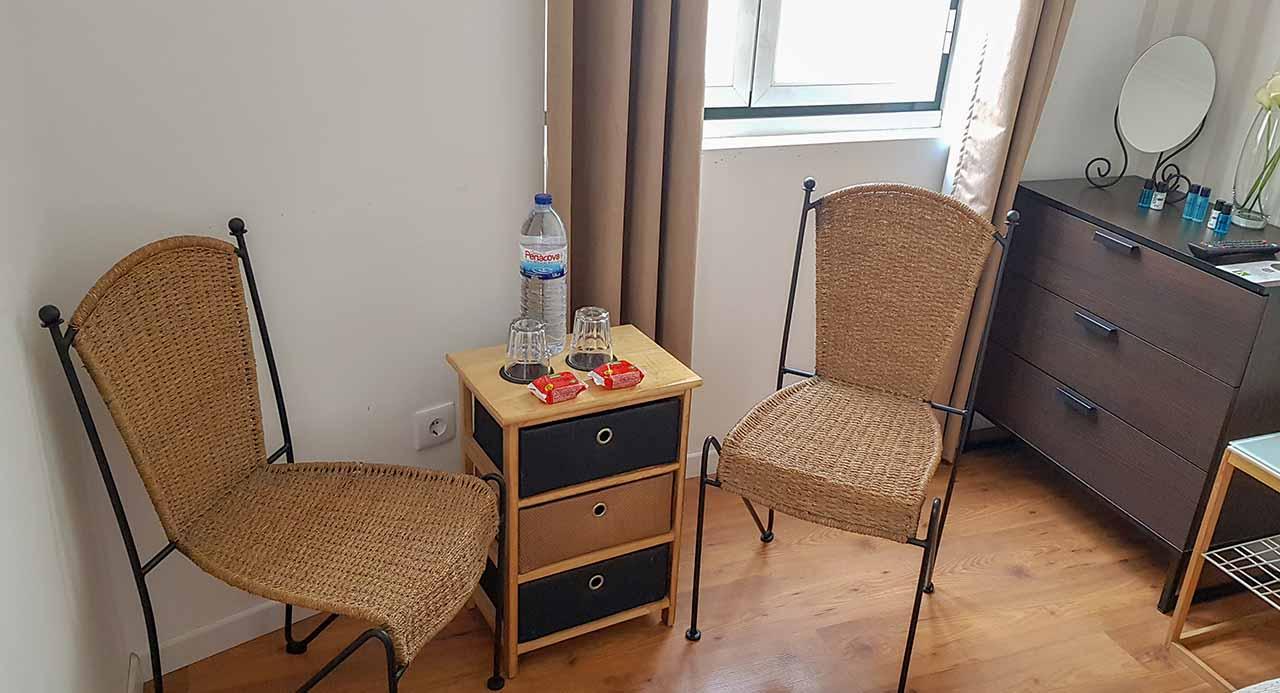 Inn Bairro Alto, hospedagem econômica em Lisboa